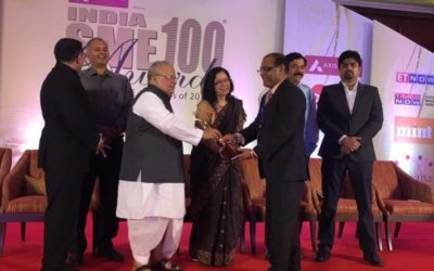 India top SMES award